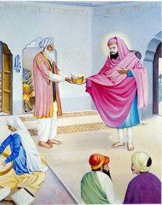 Guru Nanak Ji, Nanak Dev Ji, Baba Deep Singh Ji, Guru Gobind Singh, Religious Photos, Inspirational Prayers, Amritsar, Gods Love, Holi