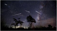 The annual Orionid meteor shower is due to light up our skies from 16 - 30 October, peaking on the Wednesday 21 October.