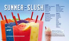 Can t get enough of these sonic slushies i just tried super peach
