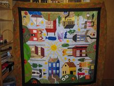 Cool childs quilt