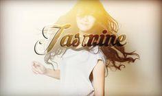 Jasmine Studios: Text Effect