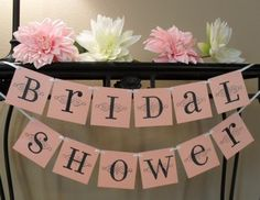 Bridal Showers on a Budget
