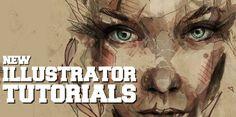 17 New Vector Design & Illustrator Tutorials