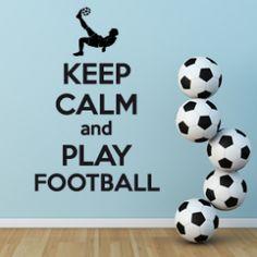 Vinilos decorativos deportivos de fútbol (3) - StickerSports, La Tienda de Vinilos Deportivos Online