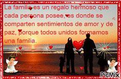 POEMAS,REFLEXIONES Y PENSAMIENTOS CRISTIANOS.: PARA QUE UNA FAMILIA SEA…
