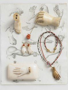 Photos d'Anita Calero pour le livre Jewelry de Federico de Vera.