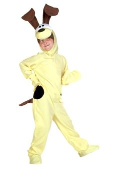 Odie Halloween Costume