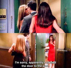 I love Monica hahahahahaha