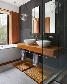 @my.minimal.design Prospect Heights Townhouse . #bathroom #bath #banheiro #banheiros #design #designer #shower #luxury #luxurybathroom #bathroominspo #decoration #architecturedetails #details #projeto #projecto #project #relax #decoracion #idea #ideas #interior #home #decor #bathtime #roomdecor #room #tendencia #modern - Architecture and Home Decor - Bedroom - Bathroom - Kitchen And Living Room Interior Design Decorating Ideas - #architecture #design #interiordesign #homedesign #architect