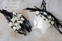 Biała konwalia: Mucha czy krawat?