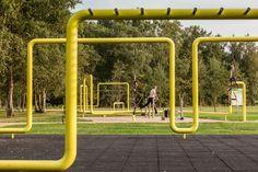 Fitness-Parcours Stadtpark Norderstedt | ANNABAU