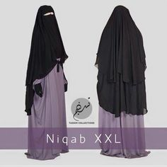 Covered by Nature  XXL Niqab  Available to order here http://www.coveredbynature.co.uk/category/tasnim-collections-clothing