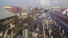 Drone footage shows Guyana prison fire aftermath https://tmbw.news/drone-footage-shows-guyana-prison-fire-aftermath  Our service collects news from different sources of world SMI and publishes it in a comfortable way for you. Here you can find a lot of interesting and, what is important, fresh information. Follow our groups. Read the latest news from the whole world. Remain with...Read more on TmBW.News