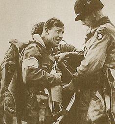 organigramme de la 101 st Airborne Division - 6 juin 1944 - Normandy