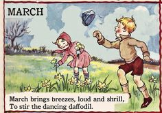 March ill by Eulalie by katinthecupboard, via Flickr
