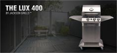 Jackson Grills Lux for my patio Grilling The Perfect Steak, Lux Series, Small Patio, Perfect For Me, Grills, Jackson, Outdoor Decor, Small Terrace, Jackson Family