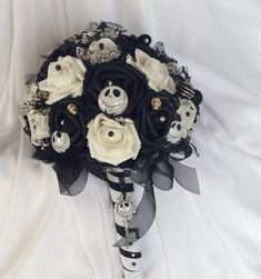 Nightmare Before Christmas Wedding-Jack by ModernWeddingTrends