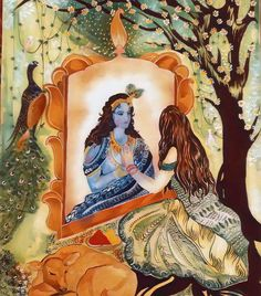 Little Krishna, Cute Krishna, Radha Krishna Photo, Krishna Photos, Krishna Art, Radha Krishna Pictures, Radhe Krishna, Krishna Drawing, Krishna Painting