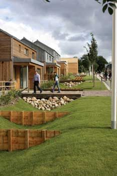The Avenue and Swale   Scotland's Housing Expo, Inverness