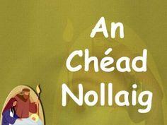 An Chéad Nollaig - foclóir ar Powerpoint