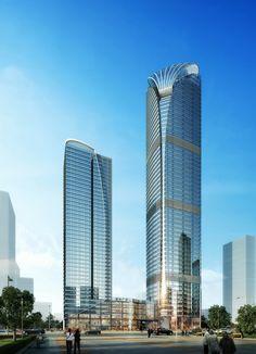 Chuixiaogang Tower, 300m