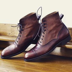 lovely brown mens boots