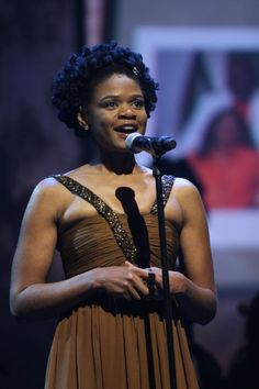 Kimberly Elise at Bishop's 35th Anniversary