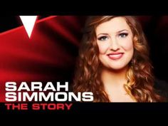 Sarah Simmons - Wild Horses - Studio Version - The Voice 2013 Easy Listening Music, Good Music, Music Music, The Voice Videos, Youtube Sensation, Cover Band, Music Score, Cover Songs, Christian Women