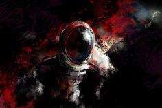 Ciencia Ficción Astronauta  Artístico Ciencia Ficción Fondo de Pantalla