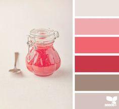...a rose jam palette from Fresh Hues...