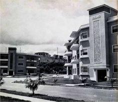 Edificios Okendo y Elkano, Av. Orinoco. Las Mercedes 1949.                          11009158_10152708377801682_2082826880220871583_n.jpg (800×692)