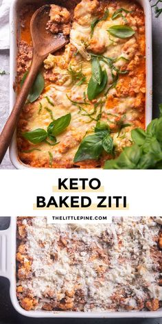 *NEW* Buckle up, yall, this cauliflower baked ziti is about to fill that pasta shaped hole in your heart! That's right! Our superhero cauliflower is at it again! #cauliflowerbakedziti #ketcauliflowerziti #cauliflowerziti #keto #lowcarb Low Carb Chicken Casserole, Vegetable Casserole, Keto Casserole, Casserole Recipes, Low Carb Casseroles, Pasta Shapes, Baked Cauliflower, Baked Ziti, Diabetic Recipes