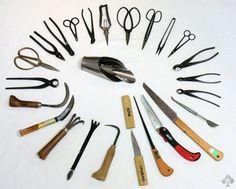 #Bonsai #Tools Explaned