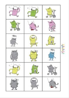 Social Skills Activities, Book Activities, Feelings And Emotions, Monster, Positivity, School, Education, Kids, French