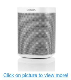 SONOS PLAY:1 Compact Wireless Speaker for Streaming Music - (White) #SONOS #PLAY:1 #Compact #Wireless #Speaker #Streaming #Music #White