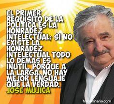 José Mujica, Presidente y filósofo