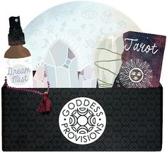 Goddess Provisions - considering subscribing to this monthly box Goddess Provisions, Bee Free, Toil And Trouble, Happy May, Monthly Subscription Boxes, Spiritual Practices, Beauty Box, Wiccan, Witchcraft