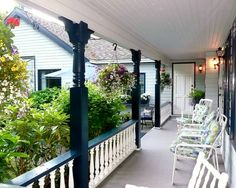 Craftsman Porch Railing Designs Design, Pictures, Remodel, Decor and Ideas - page 51