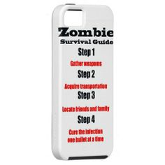 Zombie iPhone 5 Case | Something For Everyone Gift Ideas