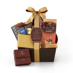 Signature Basket... Sometimes you just need a simple yummy gift