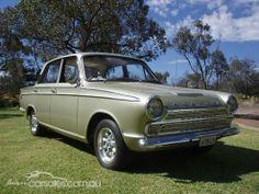 1965 FORD CORTINA MK I GT