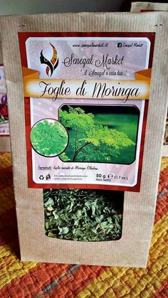 Infusion - foglie essiccate di moringa di SenegalMarket su Etsy
