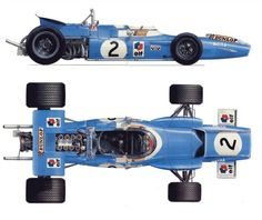Matra Formule 1 MS 80 1969 alpha auto 1976