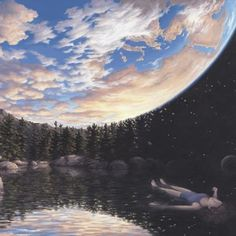 Rob Gonsalves- The Phenomenon of Floating