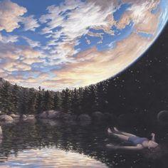 Rob Gonsalves- The Phenomenon of Floating