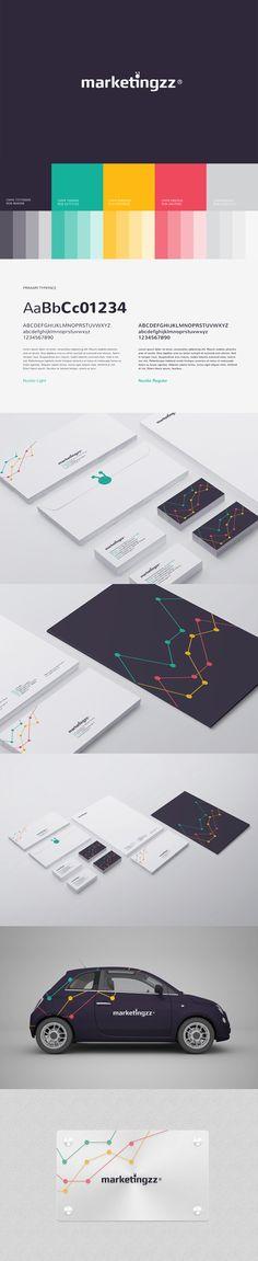 Marketingzz #logo #branding #design