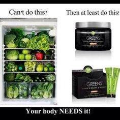 You eating all your greens?  If not, let me help you achieve optimal health! Hit me up!!