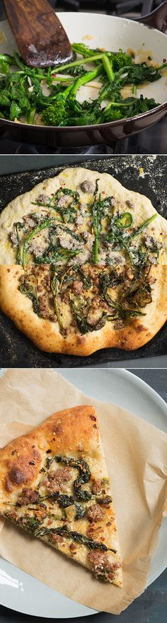 ... Rabe Recipes on Pinterest | Broccoli rabe recipe, Sausages and Ricotta