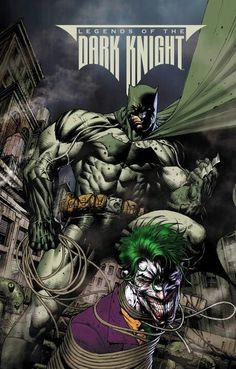 Dark Knight variant by Stephen Platt