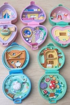 """""""I think I've lost Polly from my favourite Polly Pocket. Have you seen her anywhere?!"""" 
